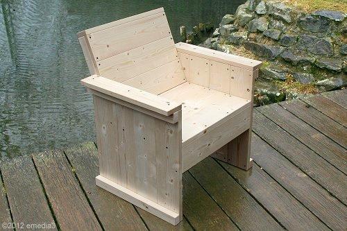 Gartenlounge Sessel Bauanleitungen Holzland